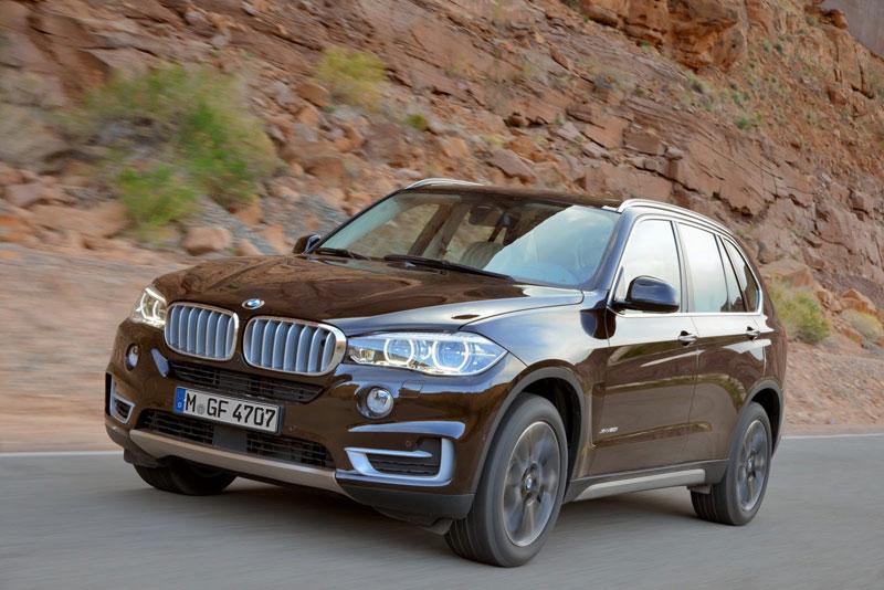 BMW X5: 305.000 chiếc