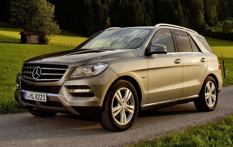 Mercedes-Benz M-Class: 345.000 chiếc