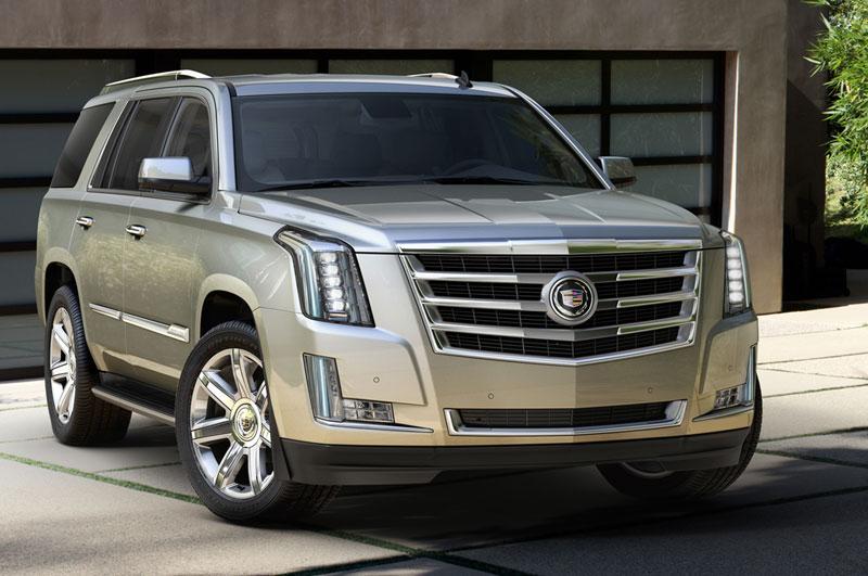 Cadillac Escalade: 350.000 chiếc