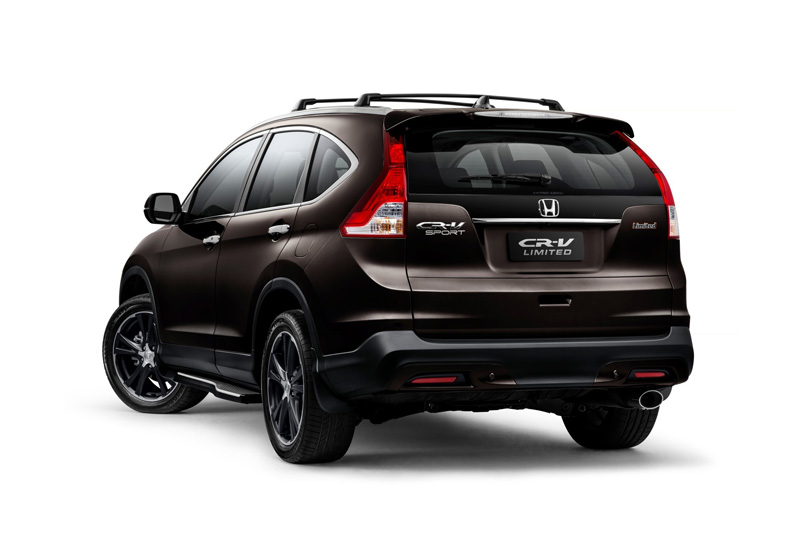Honda CR-V Sport Limited