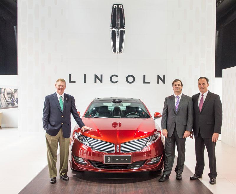 Nhãn hiệu xe sang Lincoln thuộc công ty mẹ Ford sẽ chính thức ra mắt thị trường Trung Quốc vào tháng 10 tới.
