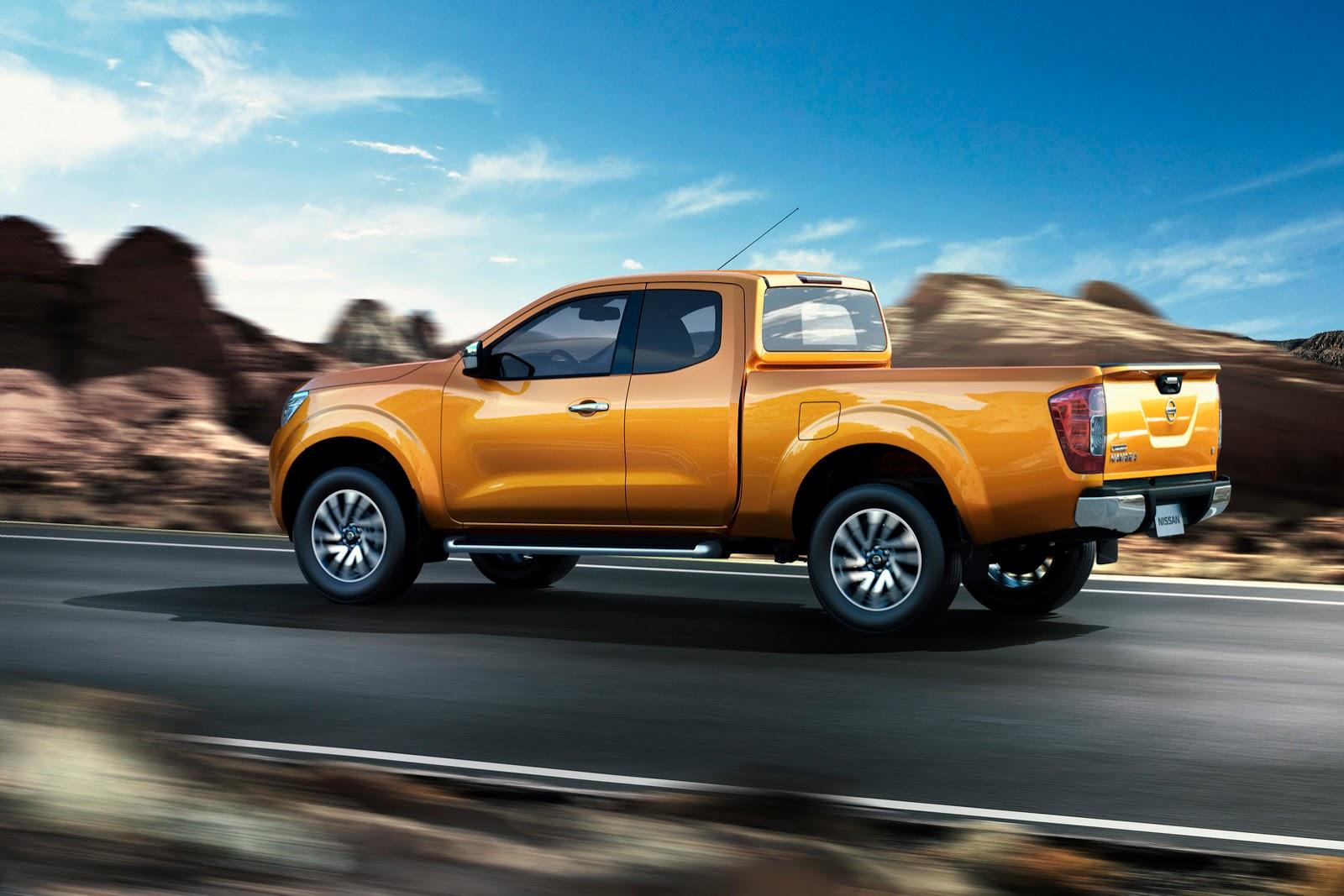 Nissan Navara thế hệ mới