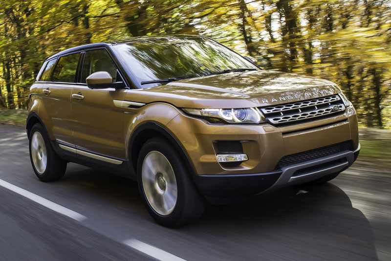 Range Rover Evoque chính hãng