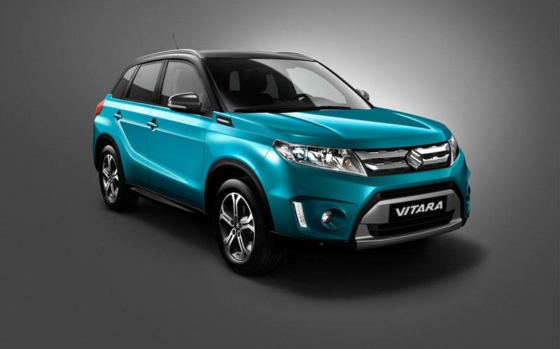 Suzuki Vitara mới