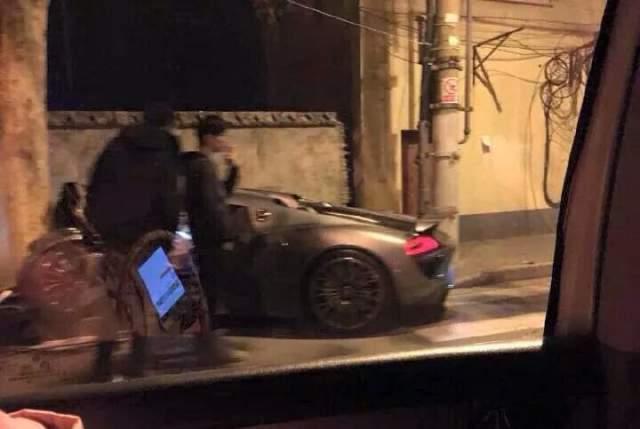 Vụ tai nạn đã khiến chiếc siêu xe trị giá lên đến 2,19 triệu USD tại Trung Quốc hư hỏng nặng.
