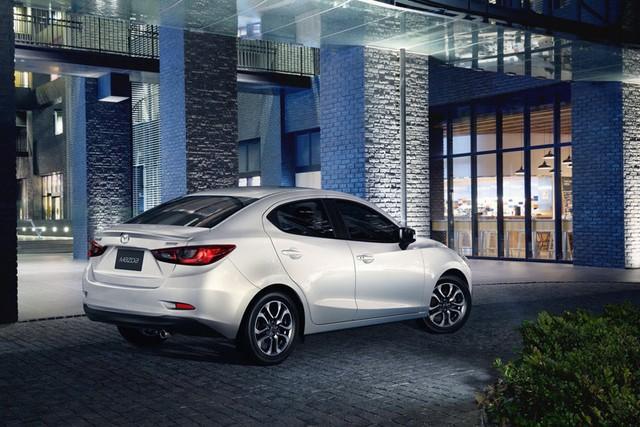 Mazda2 Sedan thế hệ mới