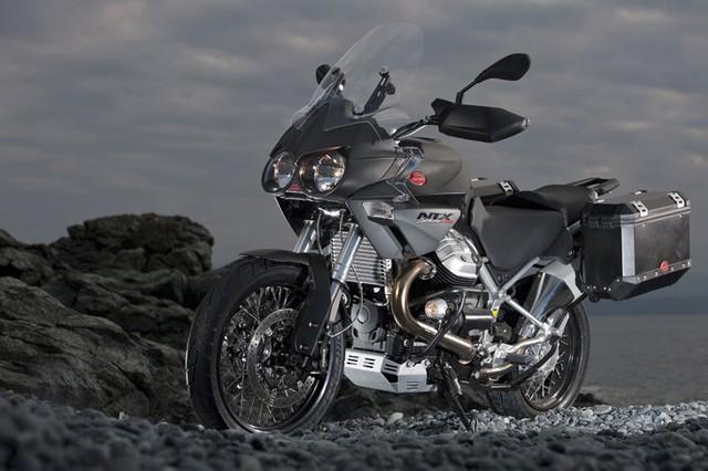 Moto Guzzi Stelvio 1200 8V NTX 2015