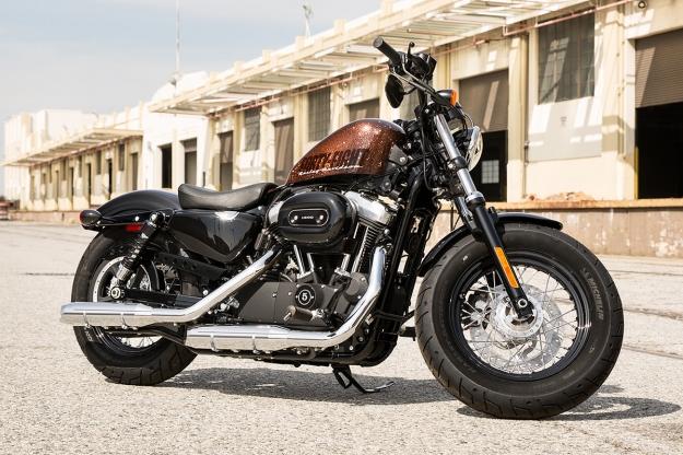 2014 Harley-Davidson Sportster Forty Eight
