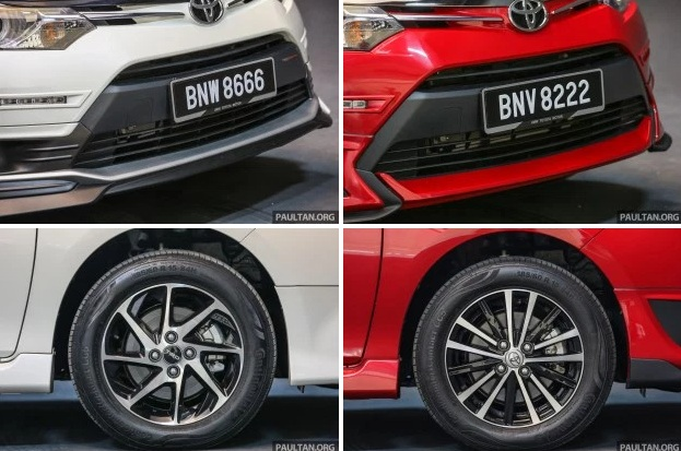 Toyota Vios 2016 chính thức ra mắt tại Malaysia, giá từ 415 triệu Đồng - Ảnh 5.