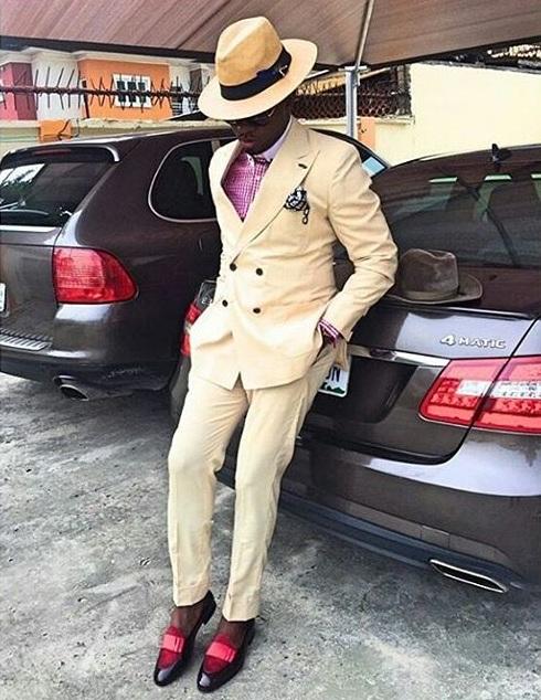 Hội con nhà giàu Nigeria cũng đua nhau khoe xe sang trên mạng - Ảnh 3.
