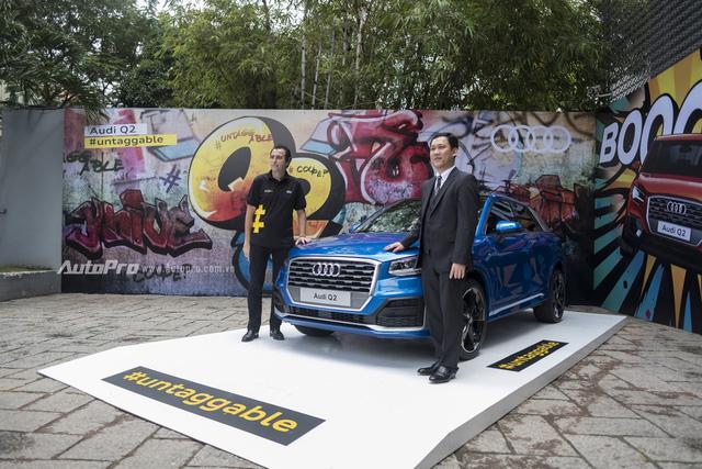 Theo ông Trần Tấn Trung, Tổng giám đốc nhà phân phối Audi tại Việt Nam, Q2 sẽ là mẫu xe có giá tốt nhất trong các dòng Audi đang được bày bán trong nước.