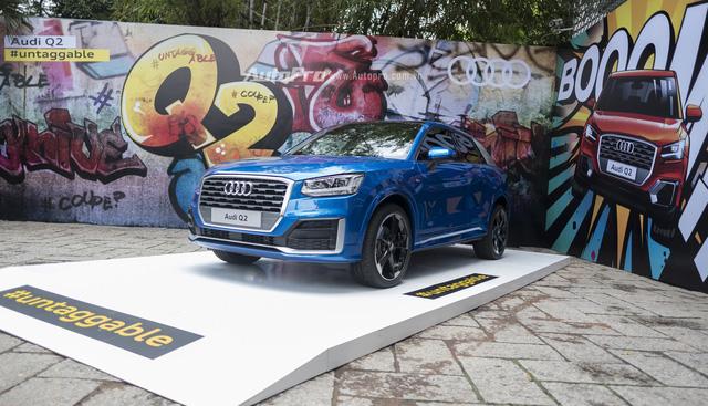 Ngay trước ngày khai mạc Triển lãm Ô tô Quốc tế Việt Nam (VIMS) 2016, Audi Việt Nam đã chính thức giới thiệu mẫu SUV cỡ nhỏ mới nhất Q2 với đối tượng khách hàng là những người sống tại thành phố.