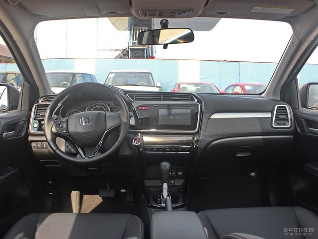 Nội thất bên trong Honda Greiz