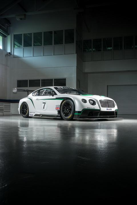 Bentley ra mắt phiên bản sản xuất Continental GT3 tại Goodwood 14