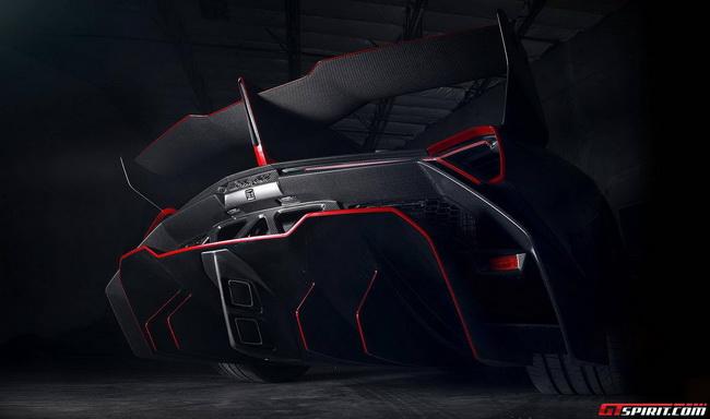Mượn siêu xe đắt nhất thế giới để khoe loa tại CES 2014 6