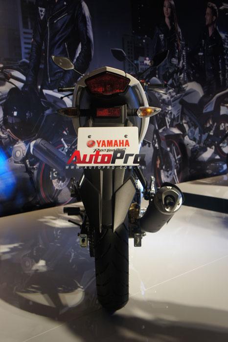 Yamaha trình làng naked-bike FZ150i giá 67,5 triệu đồng 12
