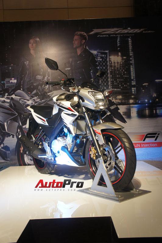 Yamaha trình làng naked-bike FZ150i giá 67,5 triệu đồng 2