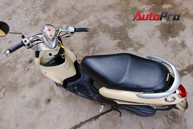 Yamaha Mio Classico: Tiện nhưng không lợi 10