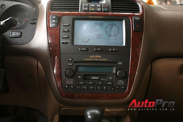 Acura MDX 2002: 1 tỷ đồng liệu có xứng? 3