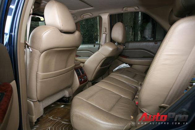 Acura MDX 2002: 1 tỷ đồng liệu có xứng? 13