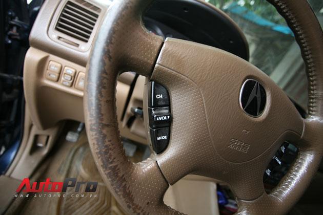 Acura MDX 2002: 1 tỷ đồng liệu có xứng? 10