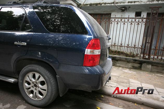 Acura MDX 2002: 1 tỷ đồng liệu có xứng? 7