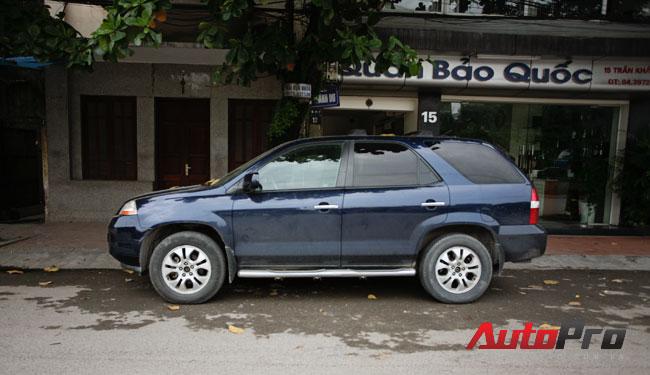 Acura MDX 2002: 1 tỷ đồng liệu có xứng? 1