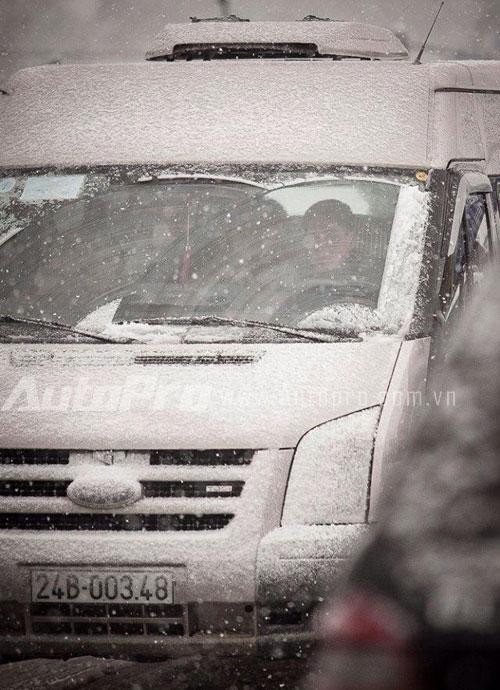 10 lời khuyên an toàn khi lái xe ngắm tuyết Sapa 1