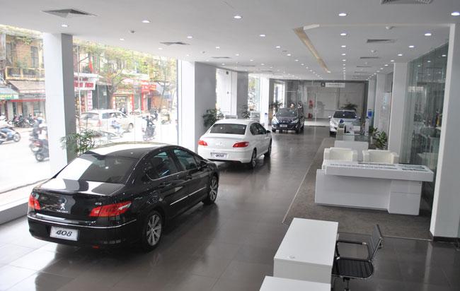 Peugeot khai trương showroom đầu tiên tại Hà Nội 1