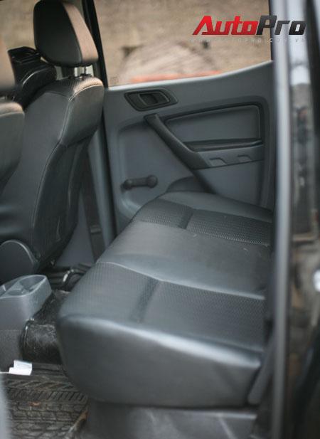 Cảm nhận Ford Ranger 2013 trên hành trình về thăm đại tướng Võ Nguyên Giáp 15