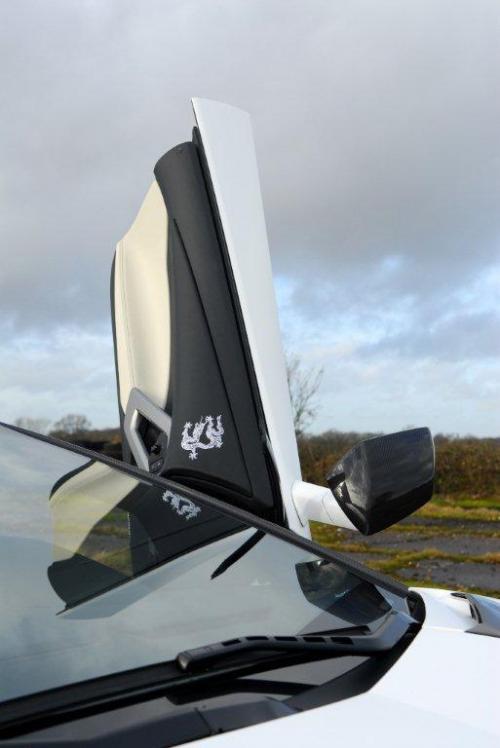"""OD làm Aventador phiên bản """"Dragon"""" để tiễn năm Rồng 20"""