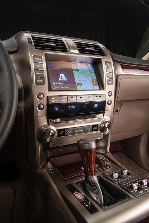 Lexus GX 2014: Diện mạo mới, giá rẻ hơn 6