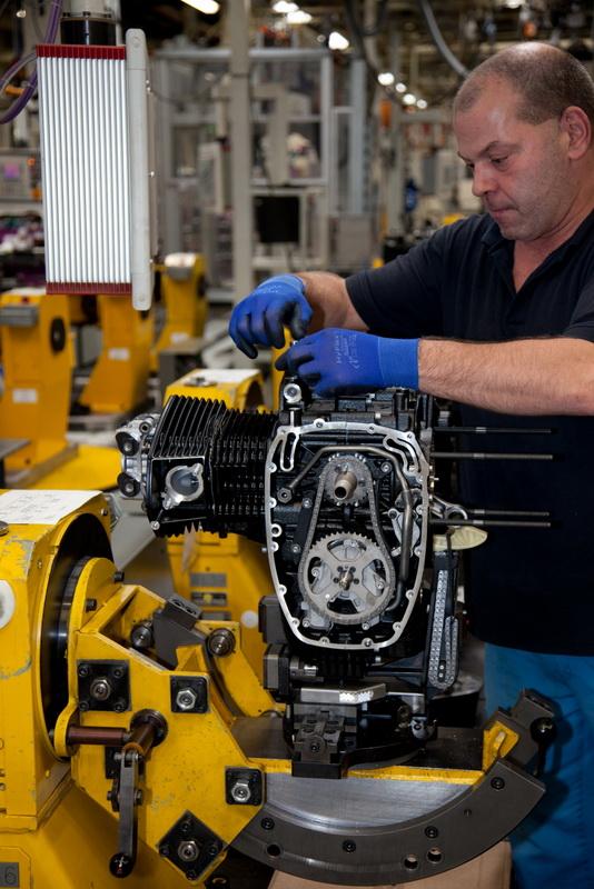 BMW R nineT đi vào sản xuất 5