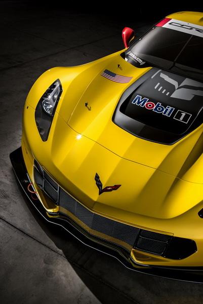 Xế đua Chevrolet Corvette C7.R chính thức trình làng 6