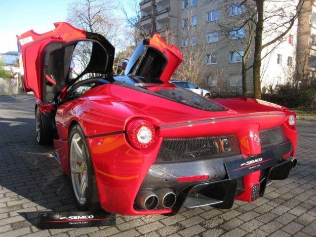 """Siêu xe Ferrari LaFerrari """"Số 1"""" có giá 3,25 triệu USD 2"""