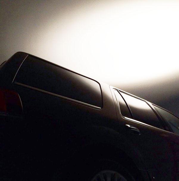 SUV hạng sang Lincoln Navigator 2015 lộ diện trước giờ ra mắt 3