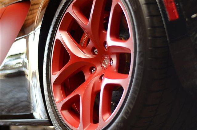 """""""Rao vặt"""" siêu xe Bugatti Veyron Grand Sport Vitesse màu độc tại Mỹ 9"""