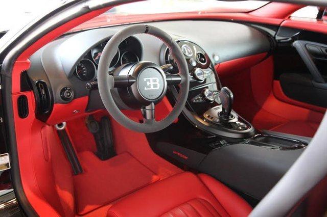 """""""Rao vặt"""" siêu xe Bugatti Veyron Grand Sport Vitesse màu độc tại Mỹ 12"""