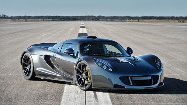 Hennessey Venom GT: Kỷ lục gia tốc độ mới trong thế giới xe 11