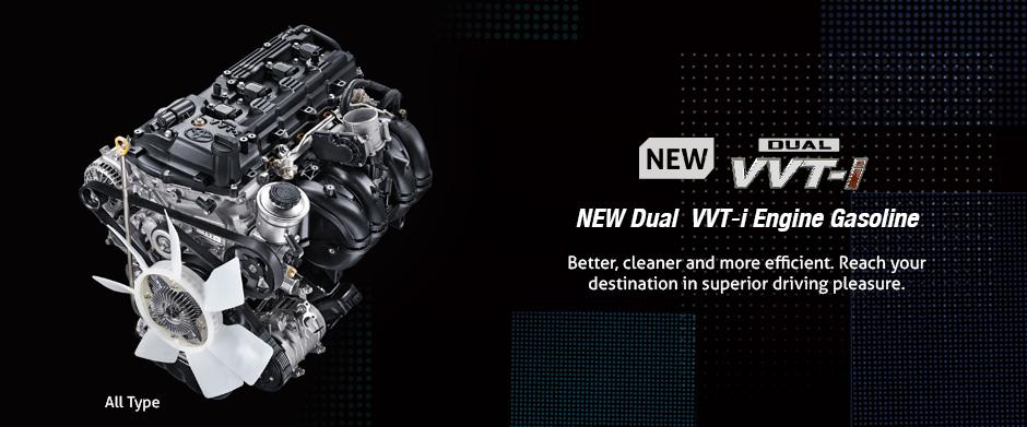 Theo một số thông tin mới, Toyota Innova 2016 sẽ được trang bị động cơ Dual VVT-i hoàn toàn mới. Ở Việt Nam, mẫu xe này sẽ được trang bị động cơ 1.998cc với công suất tối đa 139 mã lực và mô-men xoắn cực đại đạt 183 Nm.