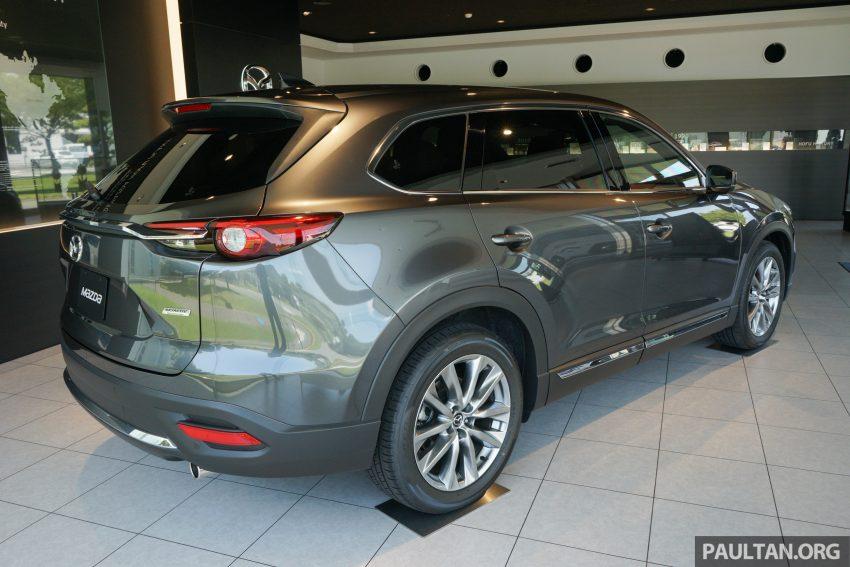 Cận Cảnh Crossover 7 Chỗ Mazda Cx 9 2016 Có Thể Về Việt Nam
