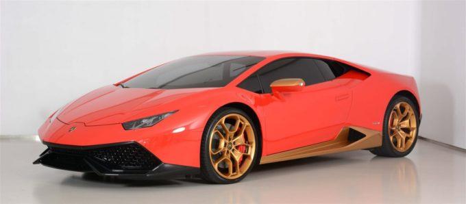 Hiện một đại lý khác có tên Algar Ferrari of Philadelphia đang rao bán chiếc Lamborghini Huracan Miura Hommage Edition.