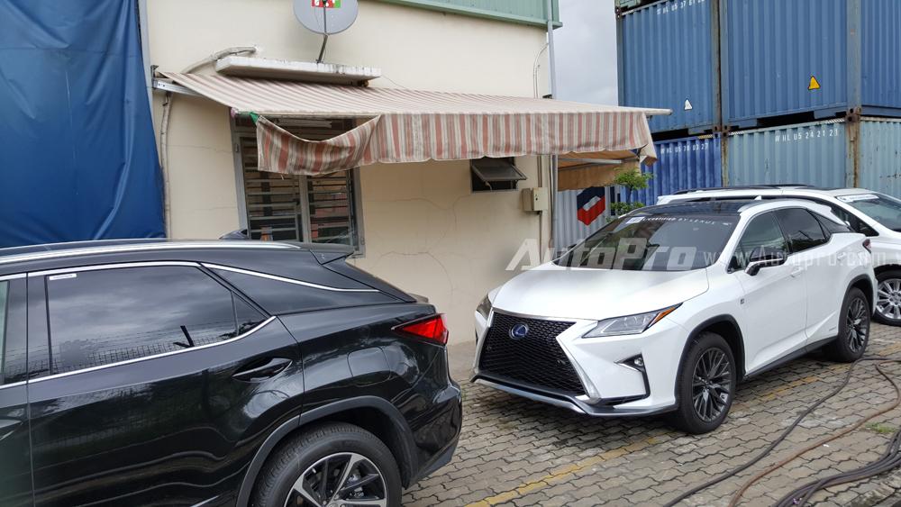 Khi mà phiên bản F Sport của Lexus RX 2016 vẫn còn được bỏ ngỏ tại thị trường phân phối chính hãng, thì các nhà nhập khẩu tư nhân đã tranh thủ đưa về nước nhằm phục vụ các nhu cầu đa dạng của khách hàng.