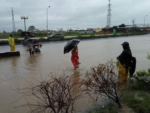 Khu đô thị Dương Nội, quận Hà Đông, đã thất thủ. Ảnh: La Va Ba