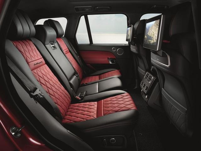 Thêm vào đó là hệ thống điều khiển từ xa InControl Remote Premium cho phép chủ xe chỉnh các tính năng như sưởi ấm/làm mát ghế bằng điện thoại thông minh. Nhờ đó, nội thất xe sẽ có nhiệt độ hoàn hảo trước khi người lái bước vào bên trong.