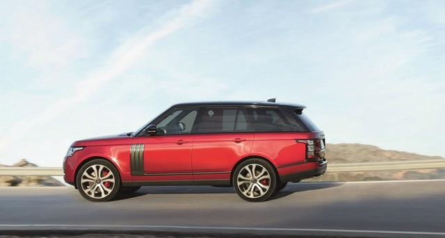 Hiện giá bán của Range Rover 2017 vẫn chưa được công bố.