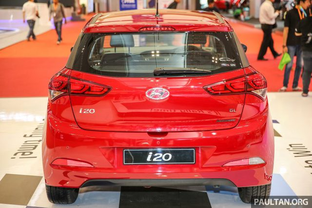 Hyundai i20 thế hệ mới tại thị trường Indonesia sử dụng động cơ xăng Kappa, dung tích 1,4 lít với công suất tối đa 100 mã lực và mô-men xoắn cực đại 133 Nm. Sức mạnh được truyền tới bánh thông qua hộp số sàn 6 cấp hoặc tự động 4 cấp.