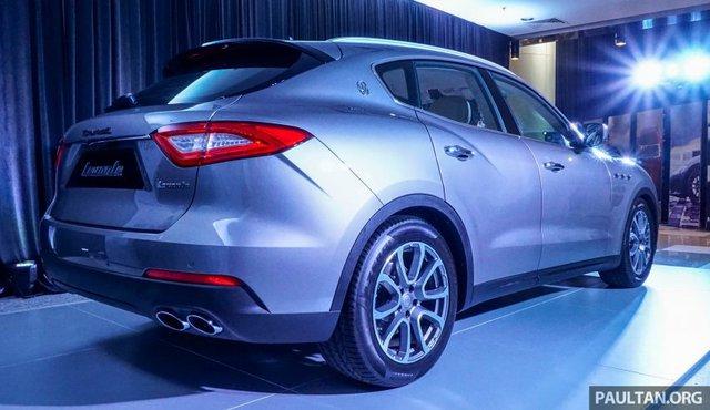 Cái tên Levante của mẫu SUV đầu tay nhà Maserati bắt nguồn từ một loại gió Levant thổi ở phía Tây biển Địa Trung Hải và miền Nam nước Pháp. Đây là loại gió thay đổi từ tốc độ nhẹ lên cực mạnh trong nháy mắt.
