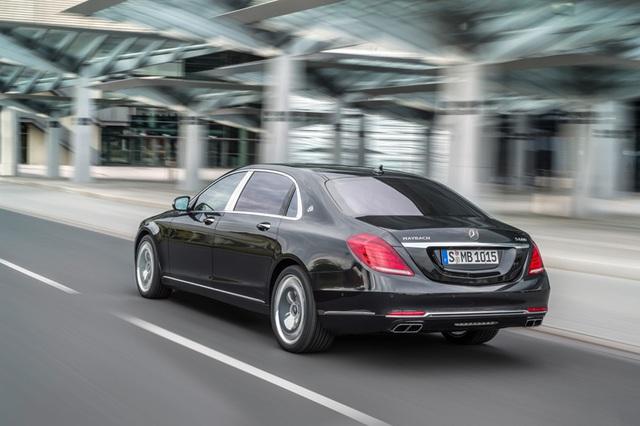 Mercedes-Maybach S600 được phân phối chính hãng tại Việt Nam với giá lên đến 10 tỷ Đồng.