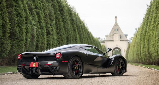 Trước đó, những chiếc LaFerrari thường có mức giá rao bán cho xe cũ gấp 2 hay 3 lần so với mức giá 1,7 triệu USD ngay khi ra mắt.